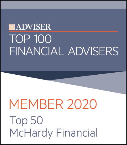 Financial Times - Top 100 Financial Adviser